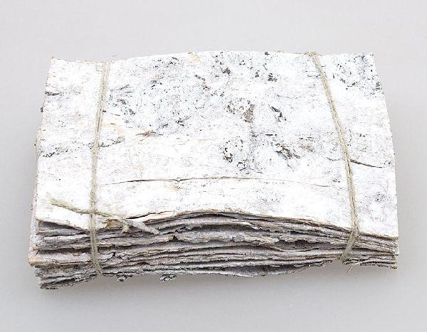Birkenplatte STONE-WASHED/RAUREIF 30x23cm  1Bund=10Stück