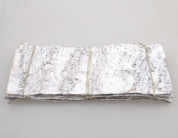 Birkenplatte STONE-WASHED/RAUREIF 48x9cm  1Bund=10Stück