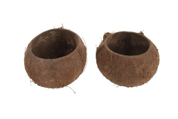 Kokosnuss Topf NATUR 75236