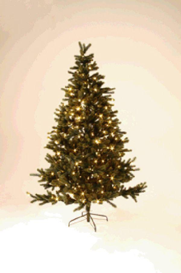 Tanne Baum Premium GRÜN-144 LED-Li 150cm 640 Tips