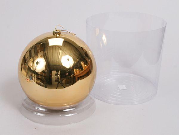 Kugel - Kunststoff - bruchfest GOLD 29829 Ø250mm, Kunststoff