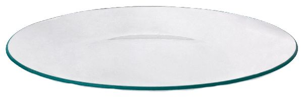 Glasteller KLAR 27 cm flach