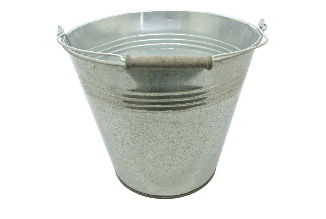 Eimer, Metall ZINK 11961 30x28x22cm ca. 12 Liter