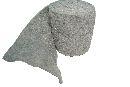 Wollvlies, Heavy Vlies HELLGRAU 022 150 mm 5 Meter