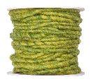 Wollschnur mit Jute GRÜN 560 5mm 10m 61710