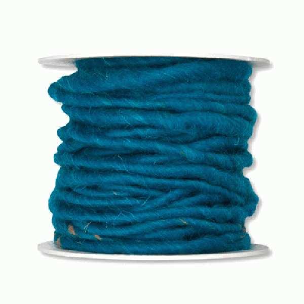 Wollschnur mit Jute PETROL 33 5mm 10m 61710