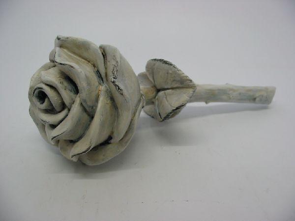 Rose Stone GRAU-STEINGRAU  13413 16x8x8cm