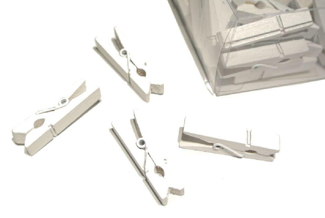 Klammer WEISS 17022 Holzklammer L:3,5cm B:1cm H:0,7cm