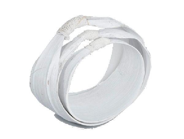 Palmenschale/Cocosschale WEISS-ANTIK 400373 S/3 28cm