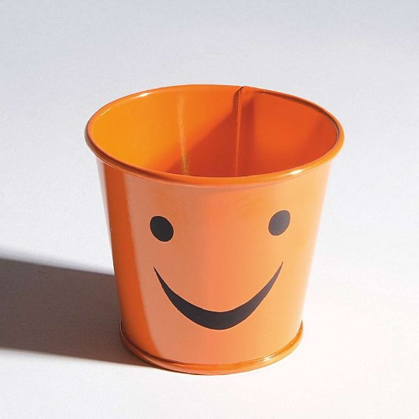 Topf Smile ORANGE 300 8x7cm 33470