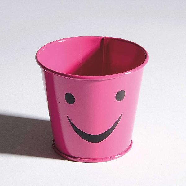 Topf Smile PINK 480 8x7cm 33470