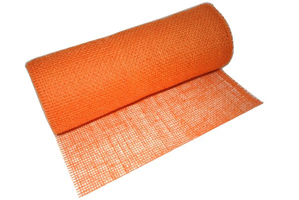 Jute Tischband 2200 ORANGE 136 B:30cm L:10m