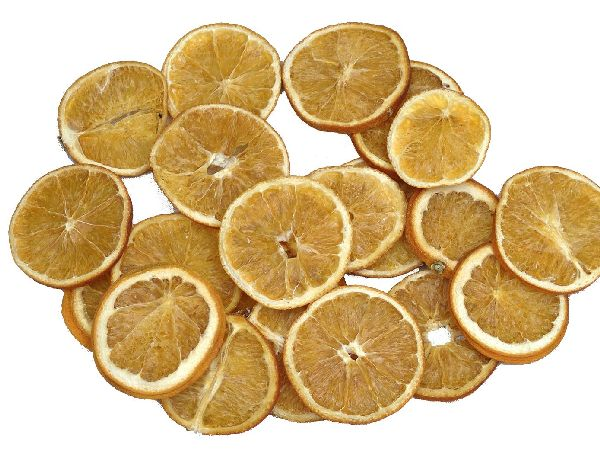 Orangenscheibe BEUTEL 250 Gramm