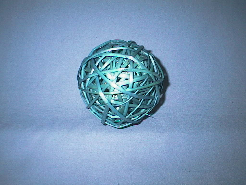 Willowball BLAU         8cm/12Stück