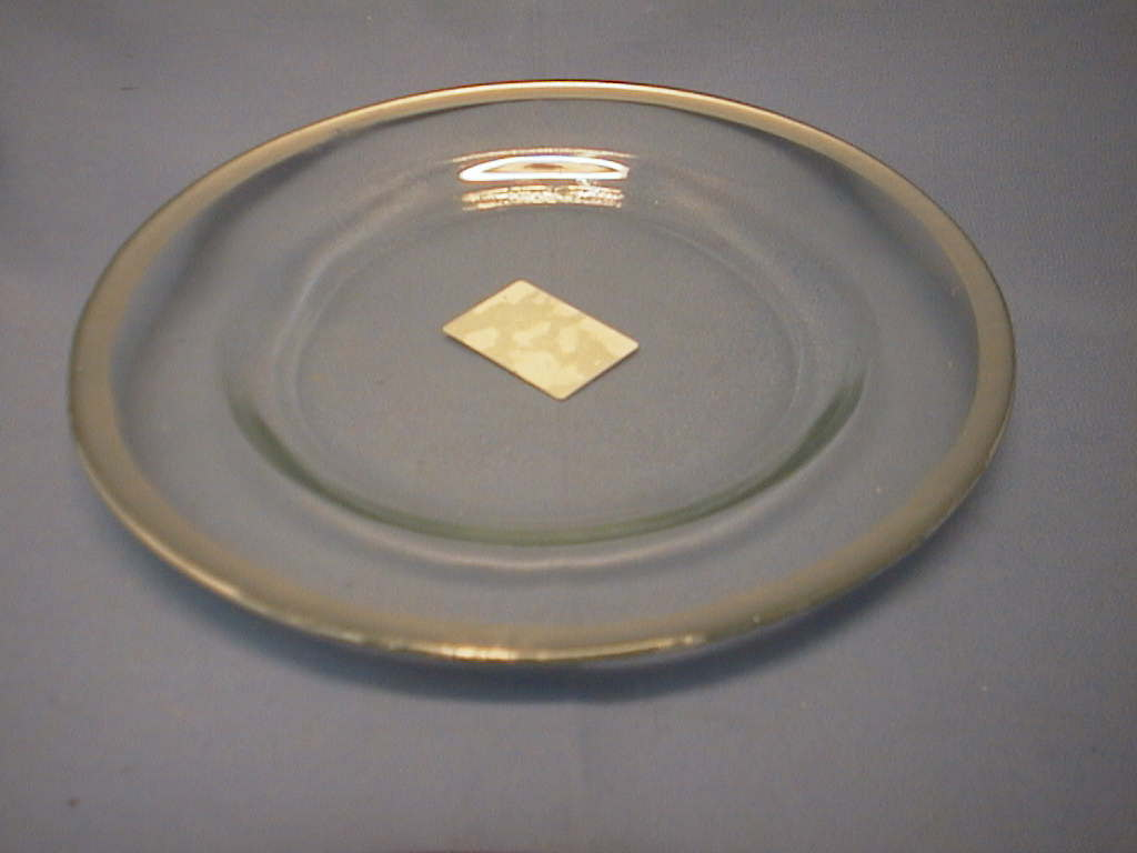 Teller klar silber *20cm