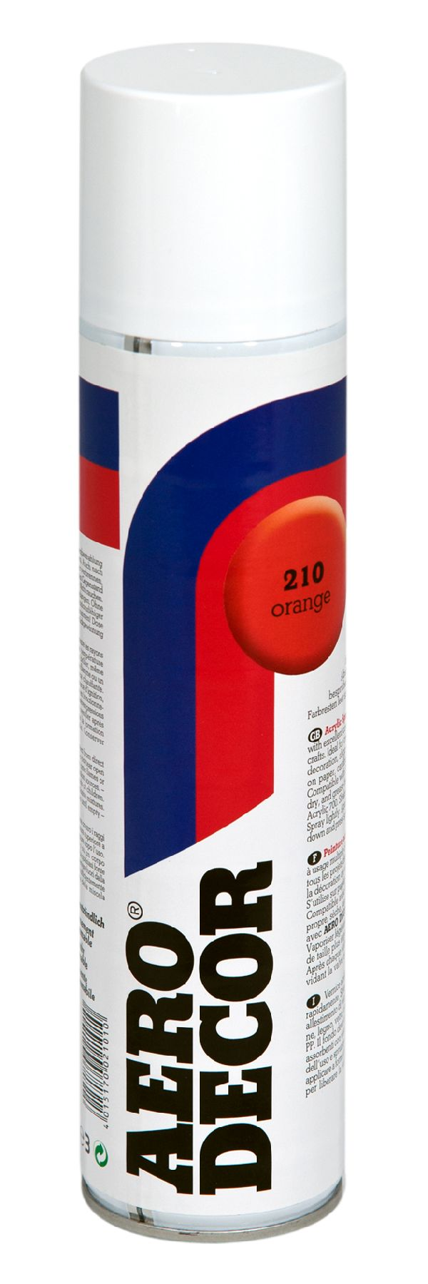 Colorspray, Farbspray ORANGE 210 400 ml