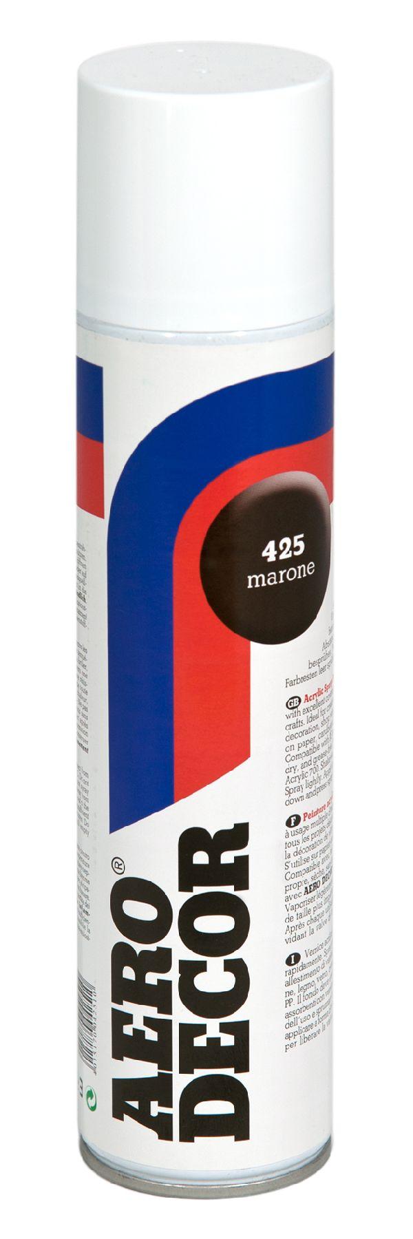 Colorspray, Farbspray MARONE 425 (braun) 400 ml *