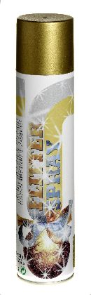 Flitterspray GOLD-GLIMMER 710 400 ml