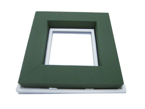 Oasis® Table Deco 11-04041 Quadro 27x27x4,5cm