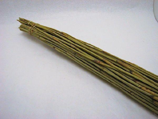 Reed Stäbe 90 cm NATUR 90cm 60St.