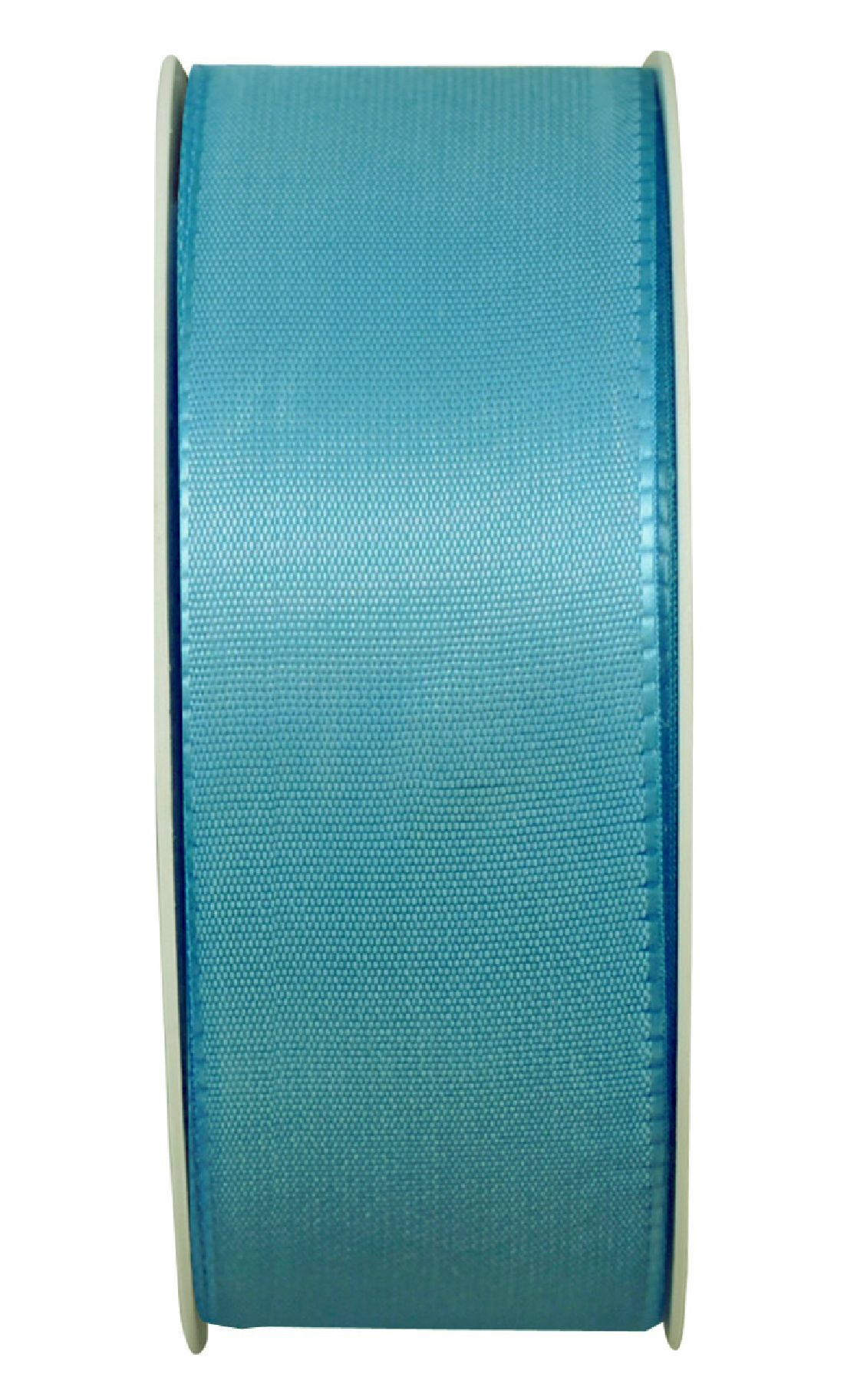 Basic ohne Draht / Taftband TÜRKIS 377 40mm 50m