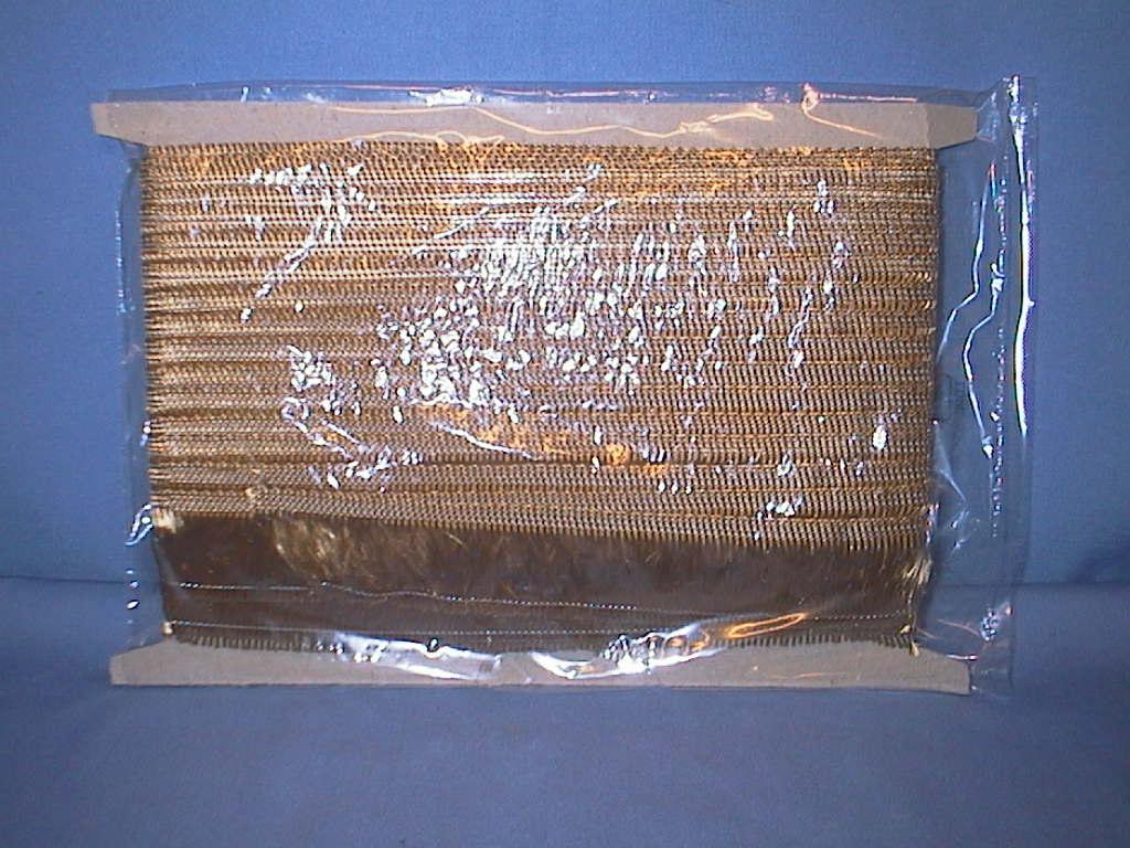 Franzen selbstklebend 08 ANTIK GOLD 40mm