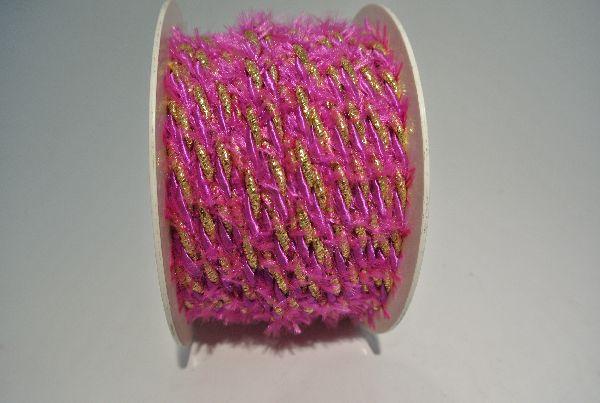 Kordel Spirale 056 ROSA 5mm