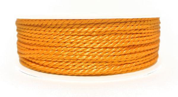 Kordel ORANGE 2mm 50m