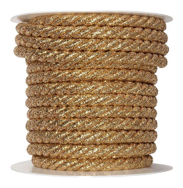 Kordel GOLD 10mm 10m