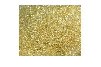 Lametta GELOCKT met. GOLD 250gramm***
