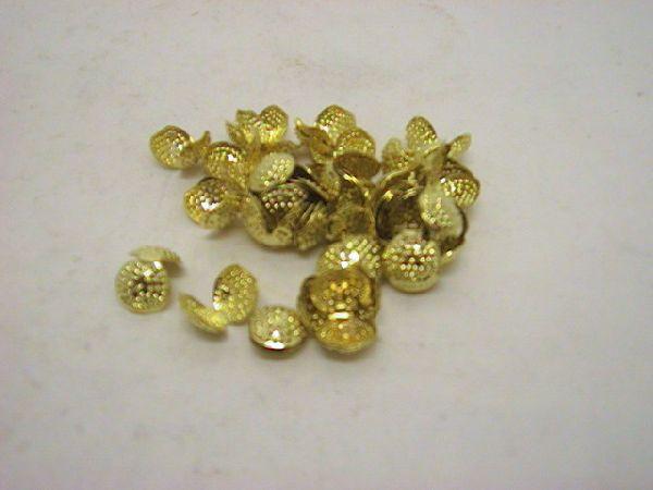 Clipse für Bänder GOLD 1 7mm