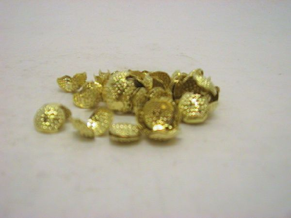 Clipse für Bänder GOLD 1 10mm