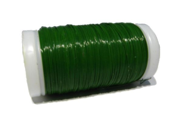 Myrtendraht GRÜN 0,35 mm / 100 Gramm