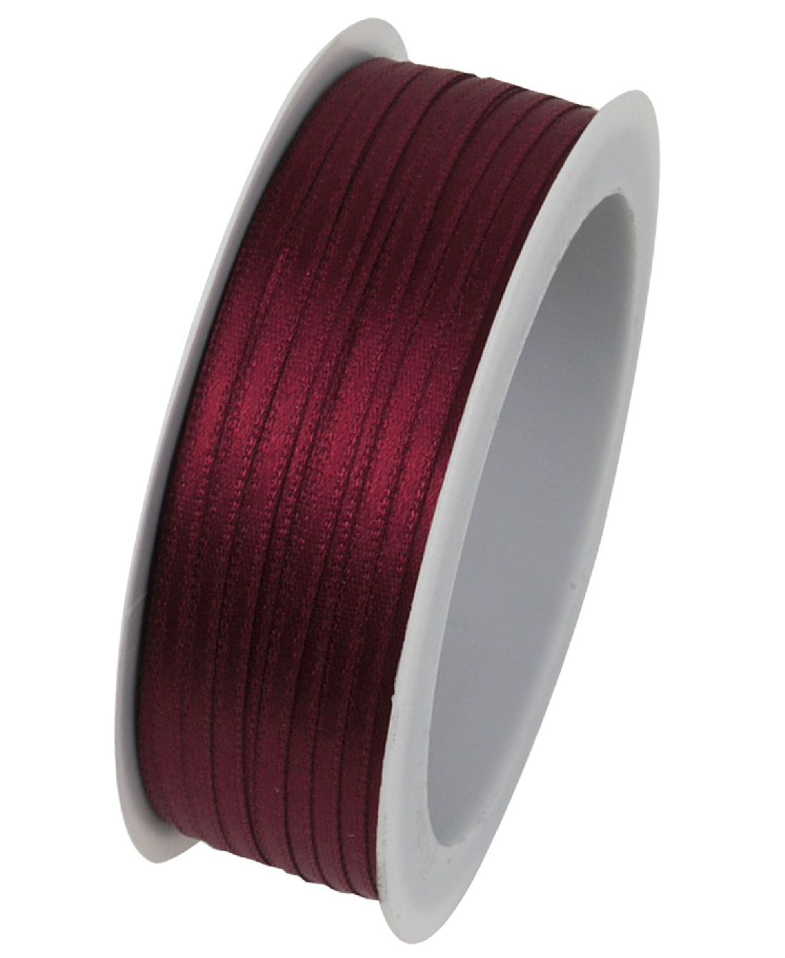 Doppelsatin BORDEAUX 26 3mm 50m