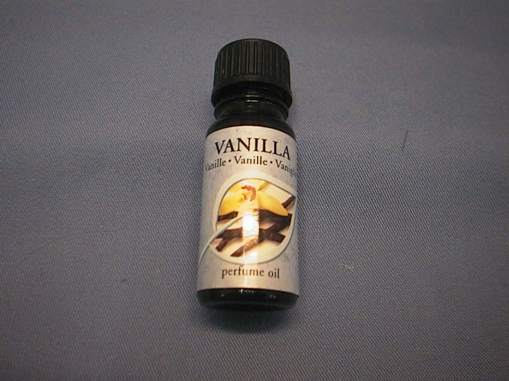 Duftöl Vanille 10ml Parfümöl