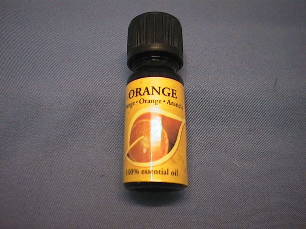 Duftöl ORANGE 10ml ätherisches Öl