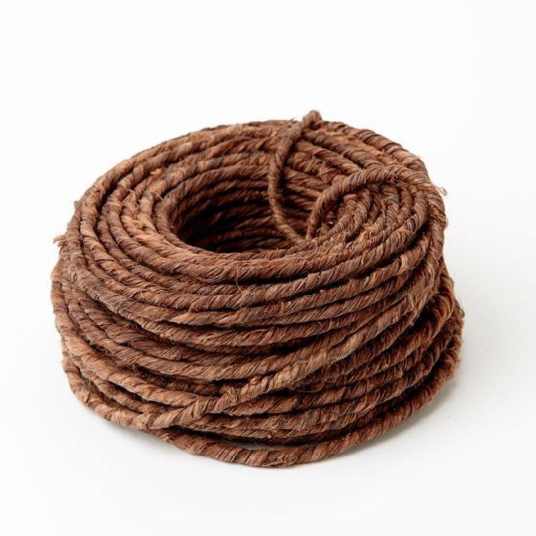 Oasis® Grapewine Wire BRAUN 40-77777 1,2 mm x 22 mtr.