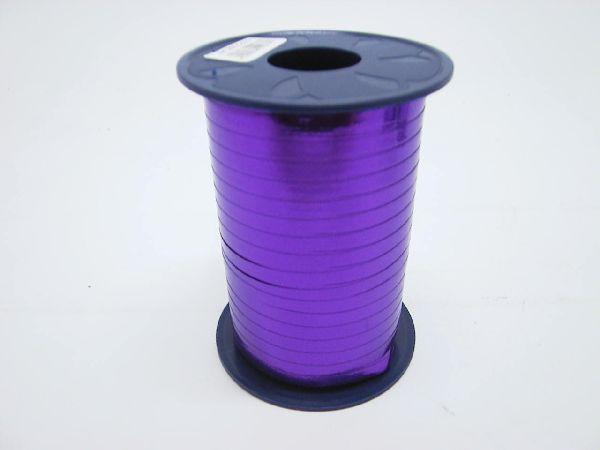Kräuselband glänzend LILA GLAENZ. 5mm 400m Mexico