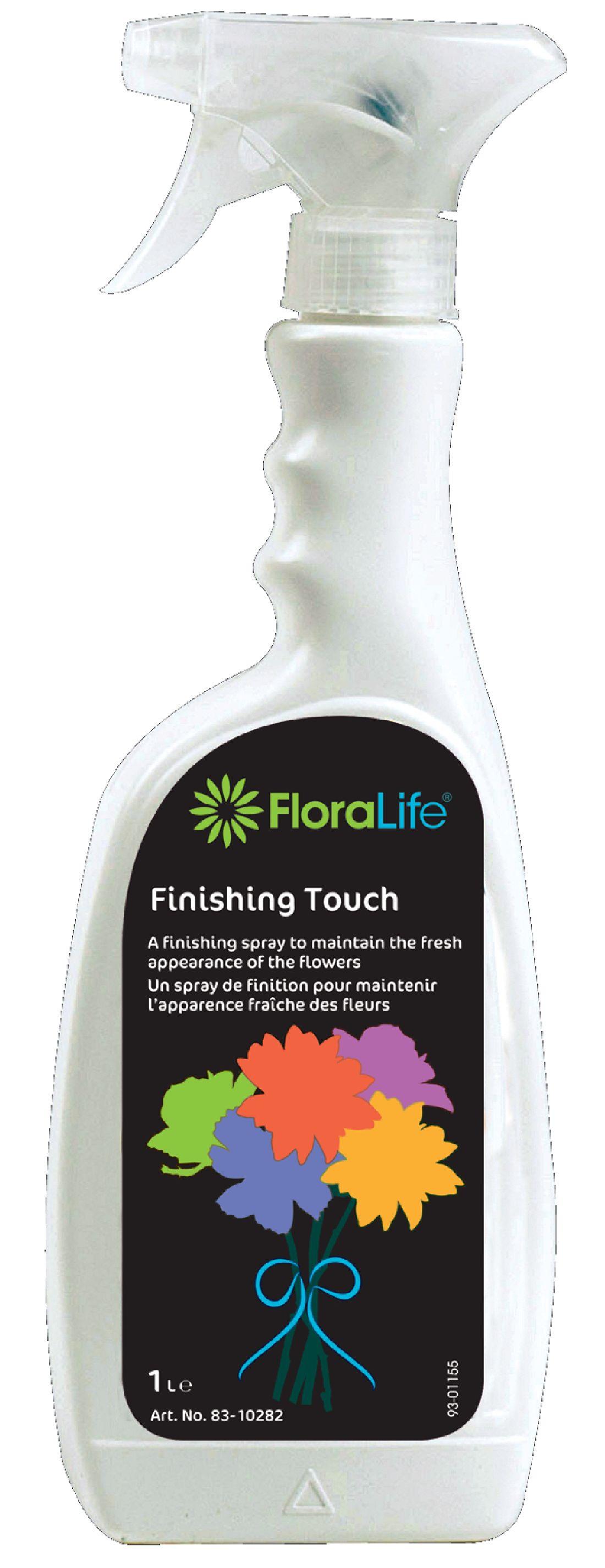 Oasis® Floralife® Finishing Touch 83-10282 1 Liter Verdunstungsschutz