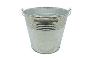 Eimer, Metall ZINK 11960 27x25x20,5cm ca. 8 Liter