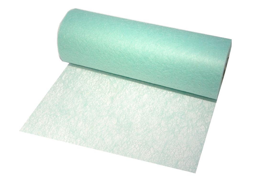 Vlies, Tischband, Dekovlies mintgrün 248 Breite:23cm Rolle=20m