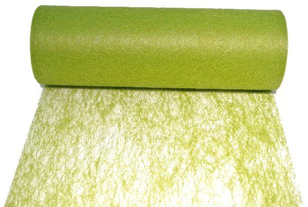 Vlies, Tischband, Dekovlies OLIV 112 Breite:23cm Rolle=20m