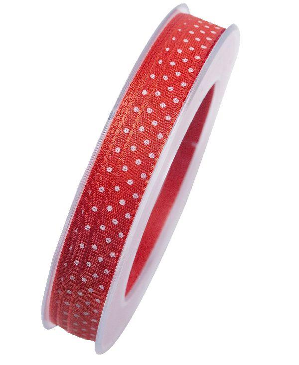 Band Flashlight gepunktet ROT x133 20 10mm 25m Punkteband