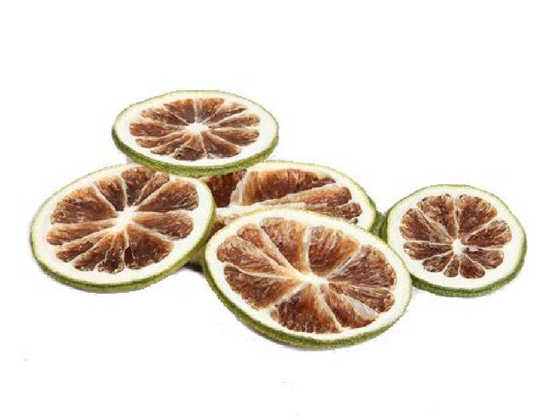 Limonenscheiben GRÜN 490002 250 Gramm