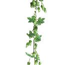 Hopfengirlande GRÜN 42913 180cm 35 Blüten