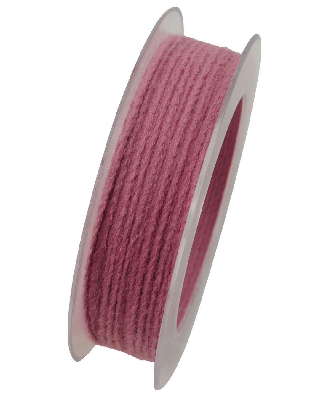 Wollkordel Twist mit Draht ALTROSA 5109 2mm  50 Meter  Wollschnur