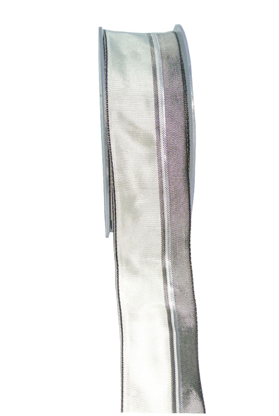 Trauerband SCHWARZ 73240 40mm 20m