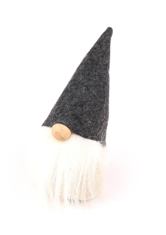 Wichtel Filz/Leinen ANTHRAZIT 32 15cm