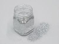Glitter SILBER 225706 115g Glitterpuder Glitzerstaub