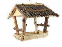 Vogelfutterhaus NATUR 22-7729 40x30xH25cm